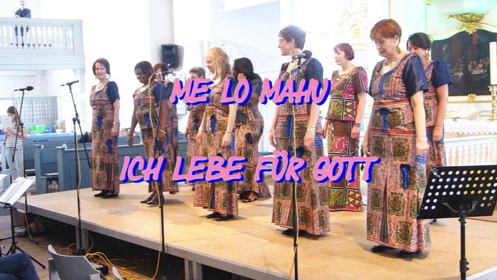 Chor Agama mit :Me lo Mahu